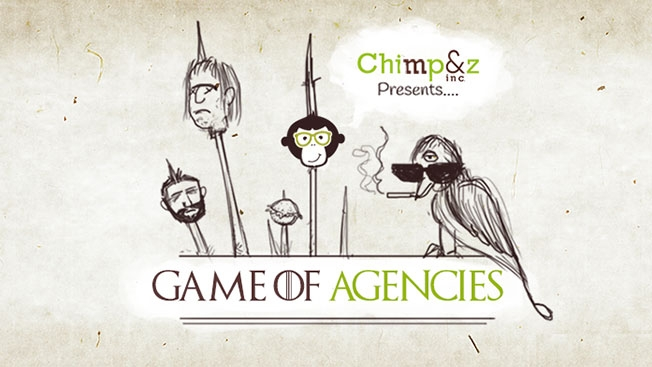 Game of Agencies
