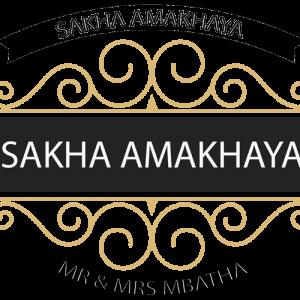 Sakha amakhaya with Mr & Mrs Mbatha