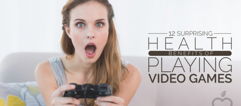 Playing Video Games is a bad thing? Try again…