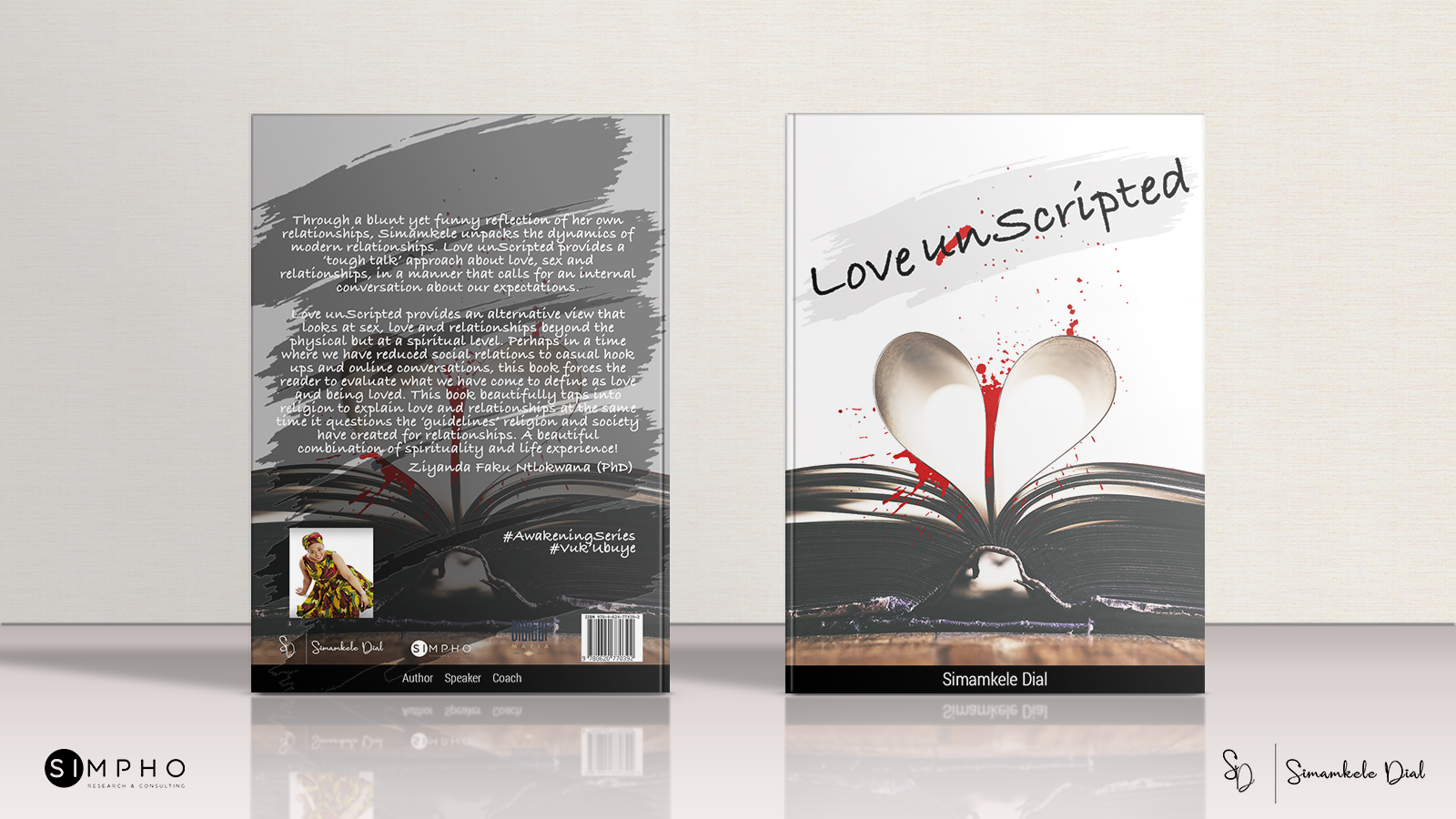 Love unScripted book cover